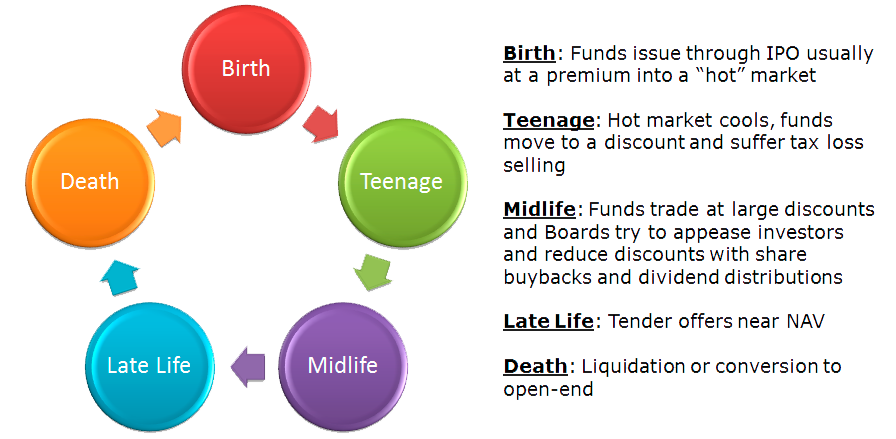 cef life cycle